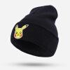 WISHCLUB Шлем зимы женщин моды вязаные шапки шапки Мужчины Skullies Beanies теплую шапку для девочки и мальчик skullies