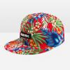 WISHCLUB Продажа! 2017 новая мода скидка шапка шляпа хиповый бейсболка цвет пятно шляпа Дамы и мужчин шляпа скидка