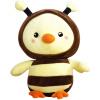 ZAK! Плюшевые игрушки милый маленький желтого цыпленка мультфильм платье пчела куклы куклы куклы подушки подарок детей 18см джд джой joy обезьяны плюшевые игрушки куклы no