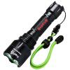 Supfire T10 Glare проблесковый свет 10W импортировал лампу Высокий люмен водонепроницаемый самозащитный фонарик