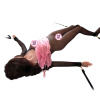 Toughage Секс-Товары Игрушки для взрослых SM-Товары анальная пробка с черным хвостом filly tails