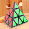 Moyu Pyraminx Треугольная Пирамида Shaped Скорость Магия озадачен Куб черный / белый moyu pyraminx magic cube puzzle toys for challenging