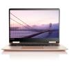 Lenovo YOGA710 14,0-дюймовый ультратонкий сенсорный ноутбук (i7-7500U 8G 256GSSD 2G только один полноценный полноценный HD IPS 360 ° флип подлинный офис) серебристый