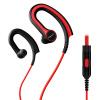 Pioneer (Pioneer) SE-E711T уха висит ухо спортивные наушники музыкальный телефон гарнитура красный цена 2017