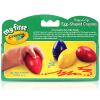 канцтовары для детей (Crayola) чертежный инструмент DIY игрушки детские канцтовары легко для захвата и маленьких детей 16 цветов моющиеся треугольные мелки 81-1316