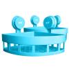 [Супермаркет] Jingdong источник зеленый треугольник ванной полки присоски 2 комплекта (синяя) Бесшовные свободный гвоздь кухня ванная гвоздь строительный 2 5х50 мм 0 5 кг оцинкованный