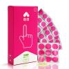 Лулу (Lulu) Латексный презерватив для палцев мужчин и женщин Сексуальный товар 12 шт. roxana сексуальный дворецкий