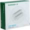 Мики (Sunwood) 8220 180 страниц толстый слой штапельного / размер штапельного 23/20 1000 / картридж кукла defa lucy летние покупки 8220