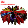 C-WL055 Promotion 15 DifferentTea Chinese Oolong PuEr Black Green Milk Oolong Ginseng flower\ Buckwheat\ Liver Tea 155g 10 packs superior healthy chinese milk oolong tea milk tieguanyin tea green food gift packing iron cans packing