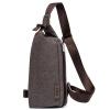 GSQ Гу Siqi человек мешок водонепроницаемого хлопок мода личность грудь пакет кармана большой емкость сумка 916 голубых ботильоны moda gy moda gy mo060awmwu35