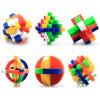 Dian Sheng кубик Рубика Развивающие игрушки DS-258 Синий sheng yu 20 f