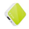 TP-LINK TL-WR702N 150M мини беспроводной маршрутизатор (светло-зеленый) адаптер tp link tl wn722n 150m high power wireless lite n usb adapter atheros 1t1r 4dbi съемная антенна