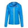 Jingdong [супермаркет] Xtep (XTEP) женские модели спортивной куртки спортивной ветровки куртки весной и осенью женщина ветровка куртка двойной XL код 985 328 150 268 Blue Lake