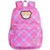 Оксфордский университет (UNIVERSITY OF OXFORD) Детский мешок для детей сумка простой простой случайный рюкзак детский сад сумка J068B розовый детский