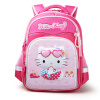 Hello Kitty (HelloKitty) KT1039A уход за ребенком бремя Хребет рюкзак школьный женский Rose