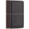 Эффективный (гастроном) 3325 98 страниц бизнес-офис блокнот 48k кожаное лицо ноутбук ноутбук цвет случайный