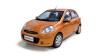масштаб 1:18 Nissan марта 2010 Diecast модель автомобиля оранжевый 1 18 масштаб vw volkswagen новый tiguan l 2017 оранжевый diecast модель автомобиля
