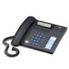 集怡嘉(Gigaset)原西门子品牌 2025C办公座机 家用电话机(黑色) 步步高(bbk)hcd172 有绳电话机 免电池座机 时尚透明玻璃造型 蓝色夜光 家用办公 来电显示