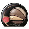 Maybelline (MAYBELLINE) электрические глаза широко открыты глаза тени кофе 3.4g (многоцветные тени для глаз макияж) тени maybelline палетка теней 01 maybelline