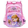 Disney Princess (Дисней) София школьных школьных детей мешок плеча девушка EVA Настораживает фиолетовых мешкам SS80072 disney princess мешок для обуви disney princess