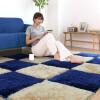 Майяди для гостиной спальни ковровой плитки 40 * 40см воды розовой четыре для спальни