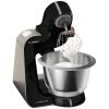 Bosch (Бош) варка повар многофункционального аппарата замеса теста печенье черный перемешивался коммерческими дома MUMVH48BCN микас 7 2 31602 3763010 дмрв бош нитевой