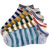[Супермаркет] Jingdong Бейджи Ронг летние носки мужские носки мужские носки приток мужчин и мужских моделей звезды случайные носки хлопковые носки спортивные носки мужские носки, пять пар Размер носки