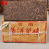 C-PE027 China 5*100g Pu'er tea cakes cooked tea manufactured in 1995, Chinese health natural organic green food weight loss food imported snacks taiwan import snow love mochi green tea 180 g 2166 of health inspection