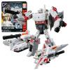 Hasbro (Hasbro) Titan Трансформаторы Voyager-класс игрушка войны три трансформаторы Megatron (красный и черный) C0275 трансформаторы