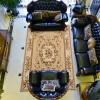 Li семейный дом гостиной журнальный столик ручной работы классический китайский ресторан спальня диван ковер Фэрвью 1018Y 80 * 120см домик керамический lemax семейный ресторан смита