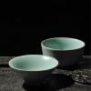 Хост Ru Ru-чашка керамическая чашка чашка чашка открытия штучный товар может быть поднят золотой кубок чай