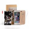 Sanctuary (Sendio) Apple iPhone7 (прозрачная силиконовая оболочка TPU + мягкая оболочка + закаленная пленка без полноэкранного экрана + наклейки с оболочкой для сотовых телефонов Xia Meng) набор 3 комплекта