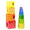 Мудрость коня большие шашки игрушки Детские кубики детские игрушки