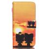 Али Дизайн Кожа PU откидная крышка бумажника карты держатель чехол для IPHONE 6PLUS цветочный дизайн кожа pu откидная крышка бумажника карты держатель чехол для iphone 6plus