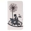 Велосипед и одуванчика Дизайн Кожа PU откидная крышка бумажника карты держатель чехол для Samsung Galaxy J5 леопардовое боди seven til midnight с хвостиком и ушками os
