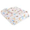 Kam бамбука волокна бамбука марлевые младенцев и маленьких детей, детские пледы полотенца одеяла покрытые оболочкой желтого цвета 380г / бар 90 × 90 см