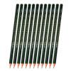 Мицубиси (Uni) 9800 Мицубиси Карандаш эскиз карандаша рисунок карандашные рисунки мульти-градации HB (12 палочек) мицубиси спейс раннер купить новый
