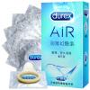 Durex мужской презерватив AiR натуральный латекс 10 шт. смазка на водной основе aqua – anal 100ml