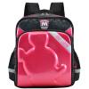 Дисней (Disney) 3D-детский школьный портфель мальчиков и девочек рюкзак школьный обременяет зеленый DB96100D дисней disney принцесса мультфильм рюкзак школьный 1 2 grade розовый школьный портфель db96133c