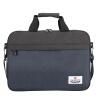 SVVISSGEM сумки вскользь дела 14-дюймовый ноутбук мешок плеча ноутбук портфель открытый мешок отдыха IPAD мешок SA-1108 черный вертикальный стиль ipad сумку рукав покрытия обратимый 10 дюймовый ноутбук ноутбук