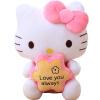 Hello Kitty Clover серия плюшевых игрушек куклы куклы к��клы подушки подушки подарок на день рождения 16 «40 см розовый KT1301