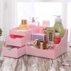 [Супермаркет] Jingdong согласно АДО EDO косметического пластика для хранения ящик ящик ящик для хранения ювелирных изделий коробка Desktop отделка розовый TH1159