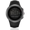 Hiroyuki колесо (BOZLUN) Smart Watch GPS работает в движении в режиме реального времени измерения сердечного ритма Chrono S23 черный smart baby watch q60s детские часы с gps голубые
