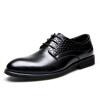 EGCHI Мужские модные деловые туфли  36296