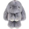 Одна коробки сюрпризов остаться Мэн играть мертвые волосы кролика розового кролик брелок подарок творческого дня рождения, чтобы отправить девушка действительно плюшевый мех кролика травы украшение рождественских сувениры, чтобы отправить его подругу сувениры