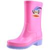 Супермаркет] [Jingdong PaulFrank рот обезьяны сапоги ботинки ботинки повелительницы воды в цветном картридже 37 ярдов PF1011 желтый ботинки