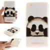 Обложка Panda шаблон Мягкий тонкий ТПУ резиновый силиконовый гель чехол для XIAOMi RedMi 4A черный лев шаблон мягкий чехол тонкий тпу резиновый силиконовый гель чехол для xiaomi redmi 4