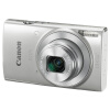Canon (Canon) IXUS 190 цифровая камера (20 Мп 10-кратный оптический зум 24мм ультра-широкоугольный поддерживает Wi-Fi и NFC) Серебро
