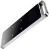 Холодный мир (GOCOOL) S3 II серебряный шарм мини mp3 плеер с экраном спорт Walkman MP3 HIFI без потерь музыкального проигрывателя