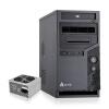 GOLDENFIELD (Золотое поле) 3206B с мощностью ATX-386 Black MATX шасси (поддержка MATX материнская плата / 250W сила, данная квота / офис применимо) комплект евростандарт cleo 386 b